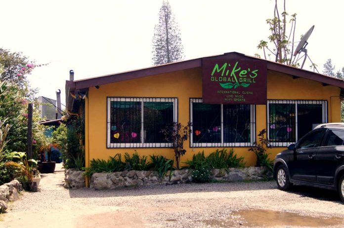 Mike's Global Grill Boquete