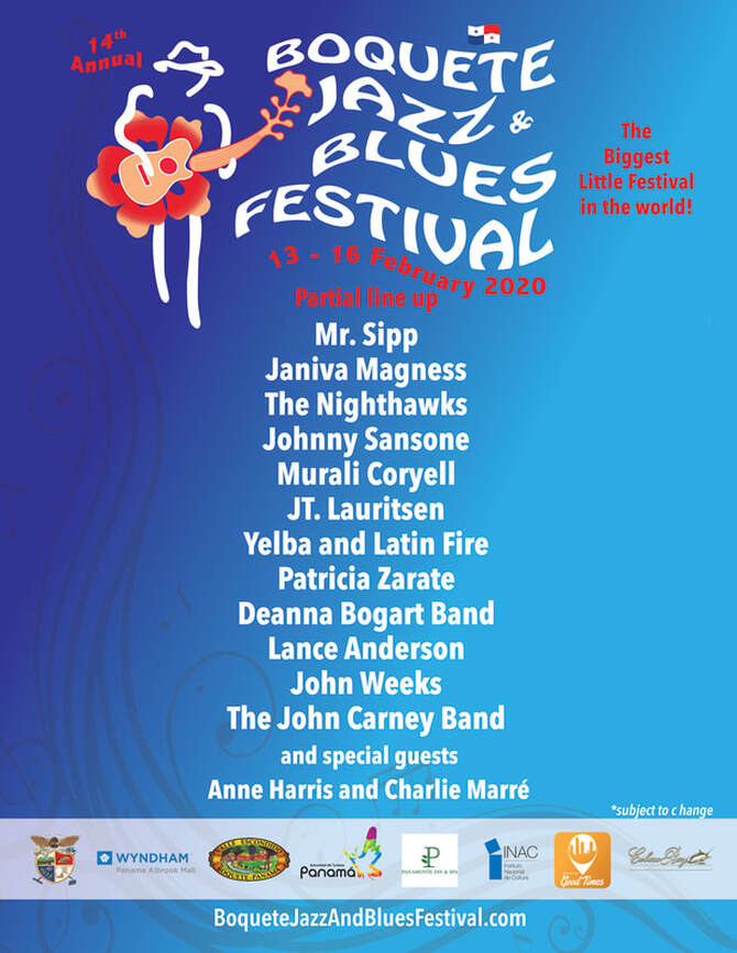 Boquete Jazz and Blues Festival